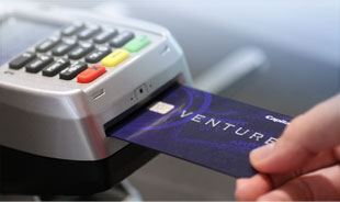 EMV Chip Card Payment